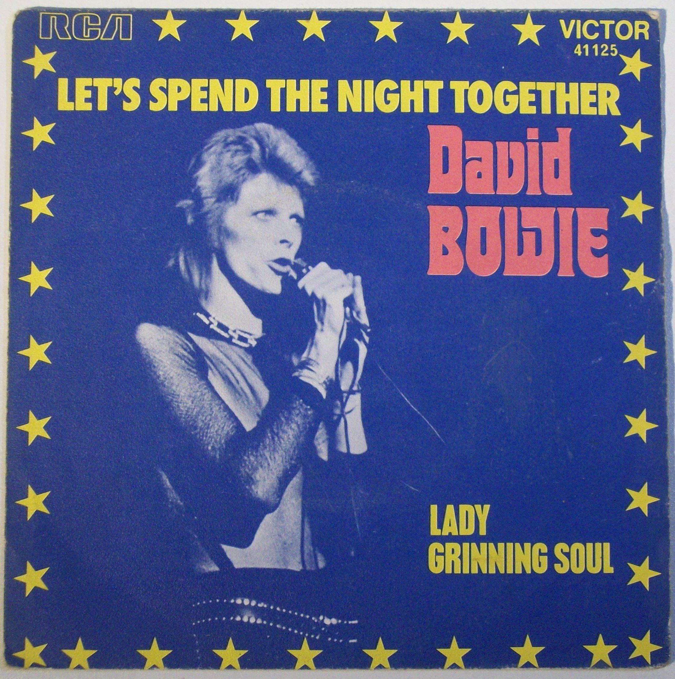 """5. David Bowie – """"Let's Spend"""