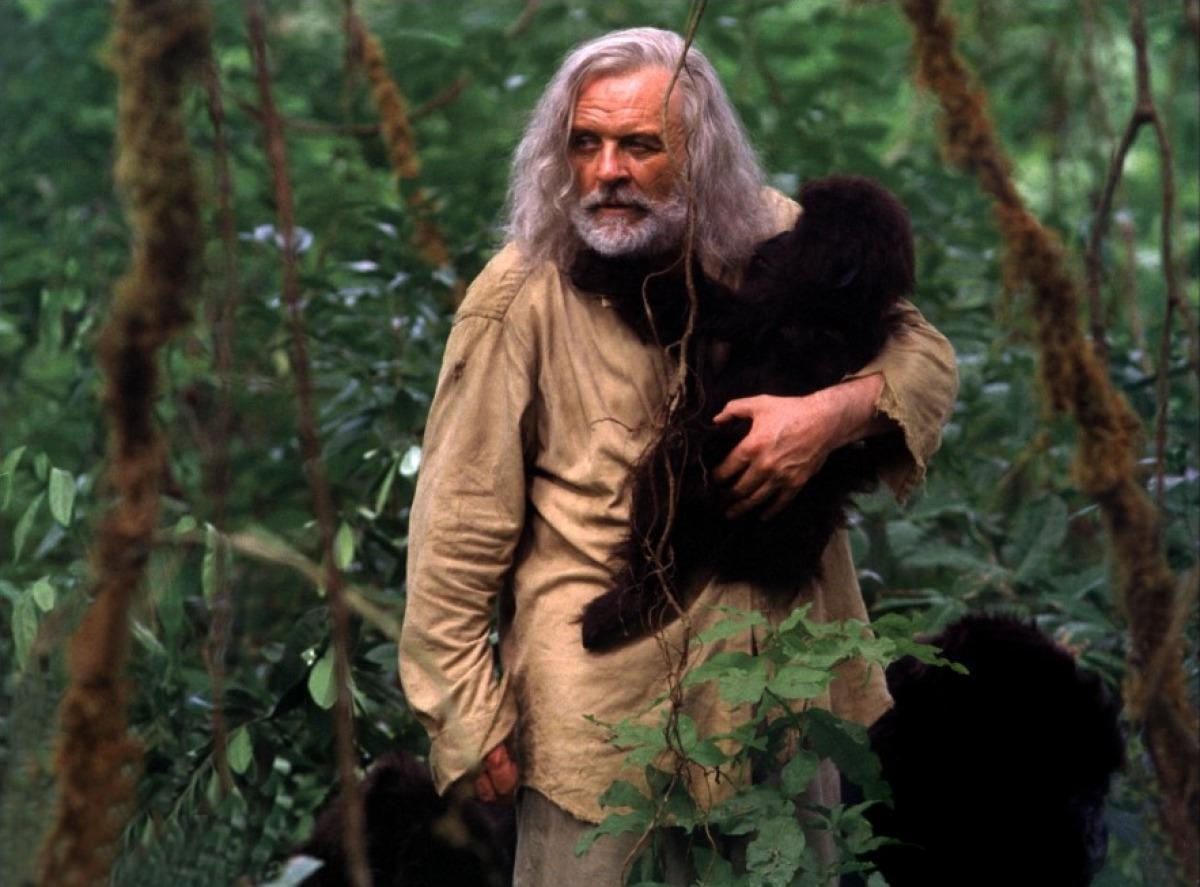 anthony hopkins gorilla