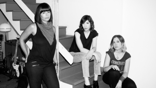 Sleater-Kinney Band Photo